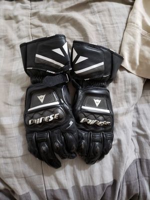 Dainese track gloves. for Sale in Everett, WA