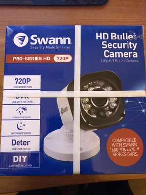 Swann Security camera. for Sale in Poway, CA