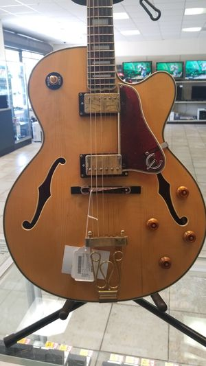 Epiphone Emperor Acoust/Electric Guitar!! for Sale in Gaithersburg, MD