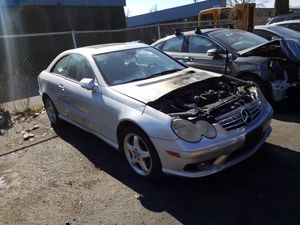 Parting Out 2004 Mercedes Clk500 for Sale in San Francisco, CA