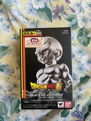 Golden Frieza DZ10 by Bandai Absolute Chogokin x Dragon Ball Z for Sale in Arlington, VA