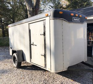 6x12 Haulmark Enclosed Cargo Trailer for Sale in Chardon, OH