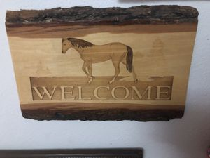 Handmade sign for Sale in Minot, ND