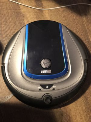 Hoover Quest 800 robot vacuum for Sale in Gahanna, OH