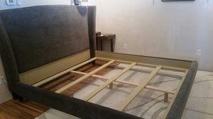 California king bed frame for Sale in Santa Fe, NM