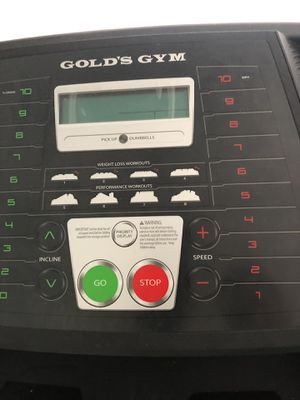 Golds gym treadmill for Sale in College Park, GA