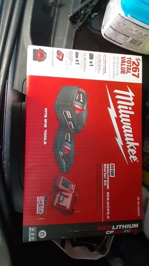 Milwaukee batteries for Sale in Austin, TX