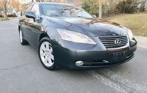 2007 Lexus ES 350 ' Drives Excellent ' Touch Screen ' Navigation ' Back up Camera Uber Lyft Ready for Sale in Mount Rainier, MD