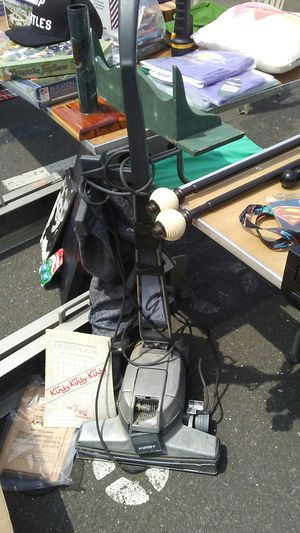 Kirby vacuum for Sale in Fairfield, CT