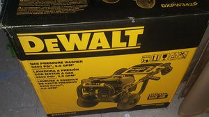 DeWalt pressure washer 3400 psi for Sale in The Bronx, NY