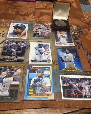 KEN GRIFFEY JR COLLECTION SET for Sale in Tampa, FL
