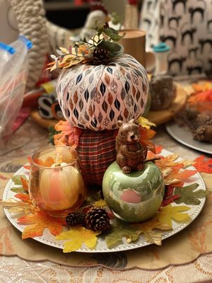 Fall Centerpiece for Sale in Raccoon Ford, VA