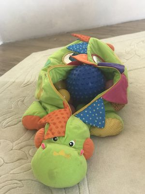Dragon toy ball holder (and kids can sit in it too!) for Sale in Los Angeles, CA
