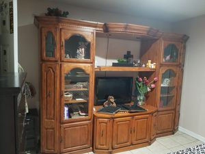 Entertainment center for Sale in Midland, TX