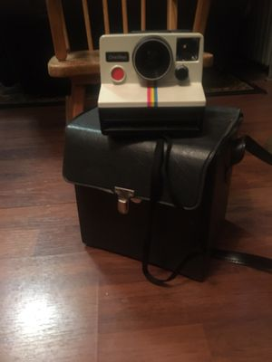 Polaroid one step camera for Sale in Kingston, NY