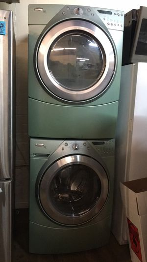 Whirlpool Washer & Dryer Set for Sale in Pomona, CA