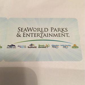 2 Aquatics Tickets for Sale in Vero Beach, FL