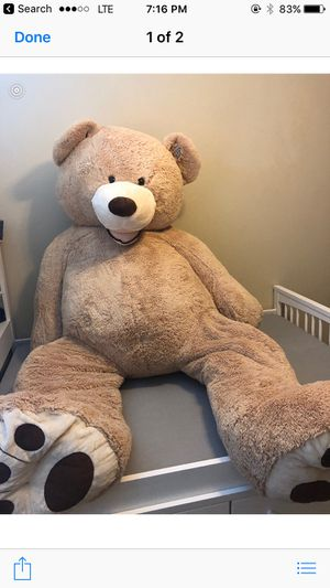 Teddy bear for Sale in Chino Hills, CA