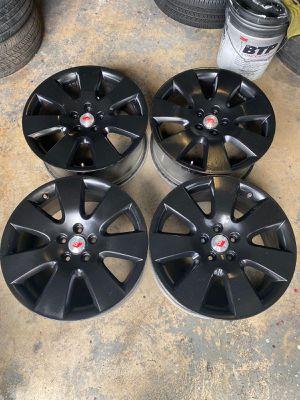 Rims 18 audi 5 lugs 112 mm for Sale in Davie, FL