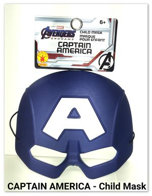 Halloween - Marvel CAPTAIN AMERICA Mask for Sale in Santa Fe Springs, CA