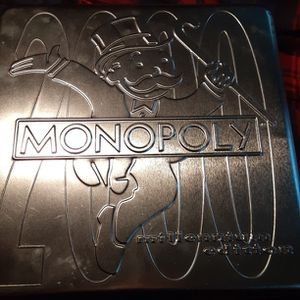 Brand New MONOPOLY MILLENNIUM EDITION for Sale in Avon-by-the-Sea, NJ