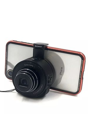 Sony Cyber-Shot Camera Lens DSC-QX10 Digital Zoom 10X 18.2 MP for Sale in Florissant, MO