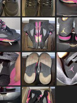 Jordan 5 Retro Floridian Size 5.5Y for Sale in Long Beach,  CA