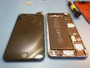Is your Iphone 6s plus crack ?? for Sale in Phoenix, AZ