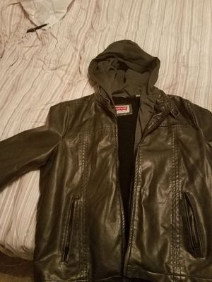 Pleather jacket for Sale in Leesburg, VA