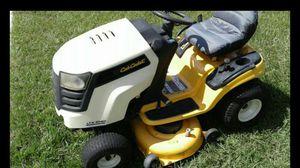 Cub cadet tractor riding lawn mower for Sale in Belleair, FL