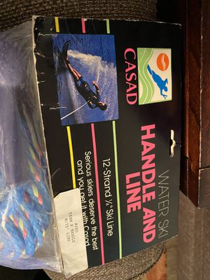 New Water Ski Handle and like line for Sale in Lakewood, CO