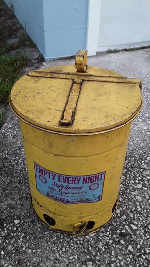 Rag container for Sale in Saint PETE, FL