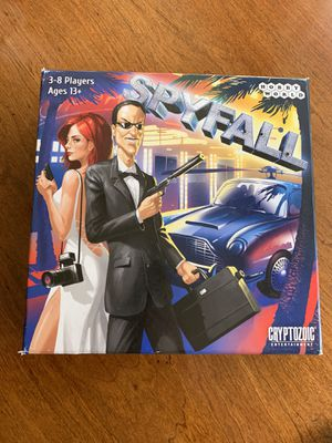 Spyfall board game for Sale in Mentor, OH