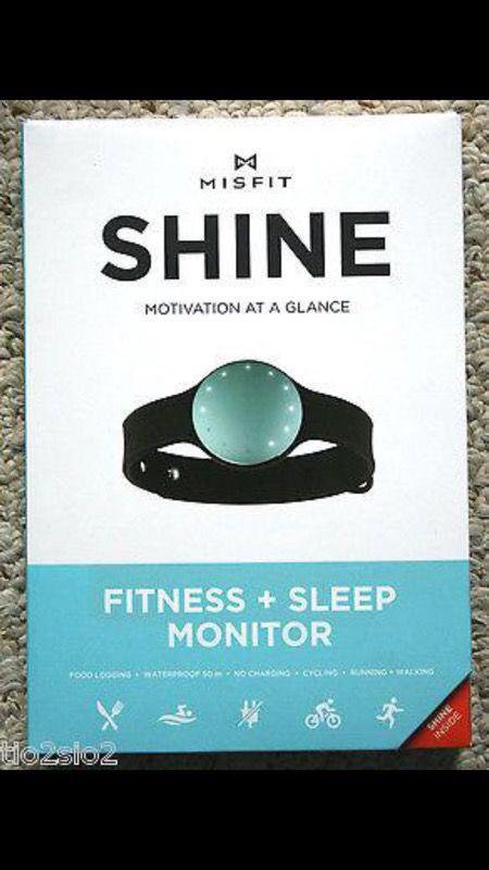 Misfit SHINE, fitness +sleep monitor