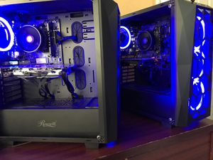 GAMING RIG PC 12 THREAD RYZEN 2600/GTX 1060/512GB SSD/16GB RAM**DNG IS SF's KING OF GAMING BUILDS for Sale in Miami Shores, FL