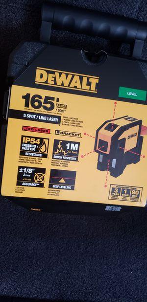 DEWALT SPOT/LINE LACER for Sale in Los Angeles, CA