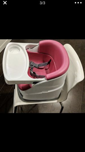 Baby portable feeding seat/ booster👶 for Sale in Norcross, GA