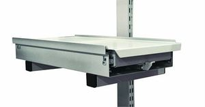 "Large label printer shelf 13.5"" x 19.68"", 66 lbs. Capacity for Sale in Smyrna, TN"