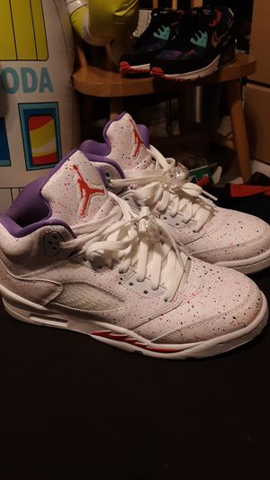 Jordan 5s size 7 Females for Sale in Lithonia, GA