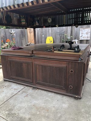 free pickup no deliver hot tub/jacuzzi for Sale in Sacramento, CA