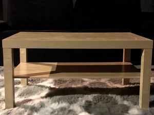 SMALL IKEA TAN COFFEE TABLE!!!💛💝 for Sale in San Francisco, CA