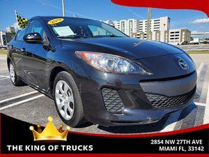2012 Mazda Mazda3 for Sale in Miami, FL