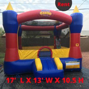 Magic Bounce Castle for Sale in Phoenix, AZ