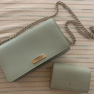Kate Spade crossbody bag and card wallet for Sale in Miami, FL