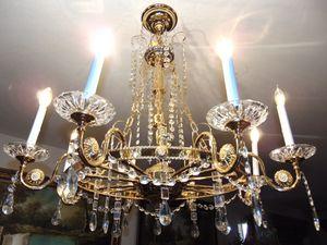 3 ft crystal chandelier for Sale in Las Vegas, NV