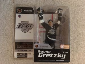 Wayne Gretzky NHL Figure for Sale in Sammamish, WA
