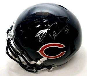 Signed Urlacher FULL Riddell helmet for Sale in Albuquerque, NM