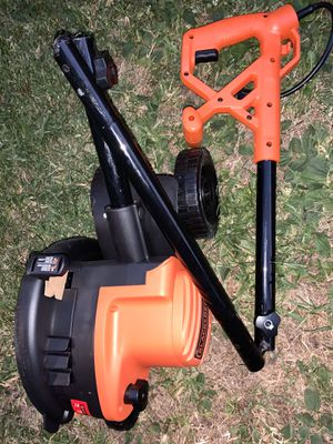 7.5 in. 12-Amp Corded Electric 2-in-1 Landscape Edger/Trencher for Sale in Azusa, CA