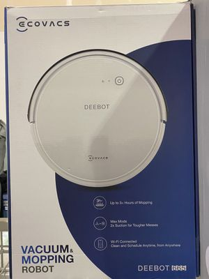 DEEBOT VACUUM for Sale in North Las Vegas, NV