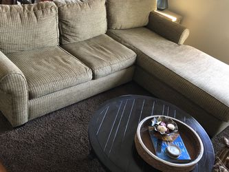 Gorgeous Sectional Chaise Sofa- Priced To Sell! for Sale in Redwood City,  CA